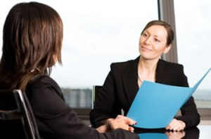Symulacja rozmowy kwalifikacyjnej